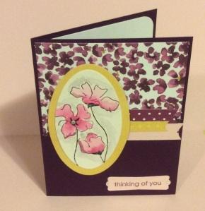 Sharon' Card