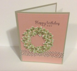 Sharon's Card